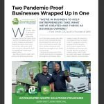 Two Pandemic-Proof Businesses Wrapped Up In One